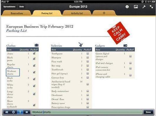 In Pictures: Top 25 iPhone and iPad apps for business
