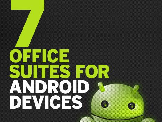 In Pictures: 7 office suites for Android devices