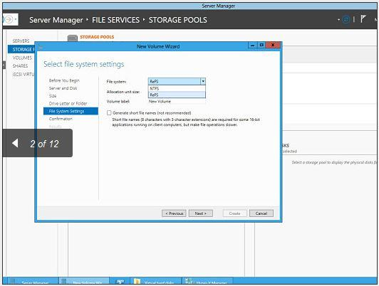 In Pictures: Windows Server 8 - Ten features managers will love