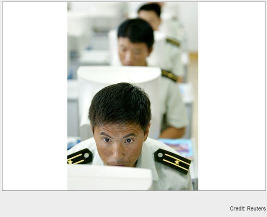 In Pictures: A Look at China's Cyberwar Planning