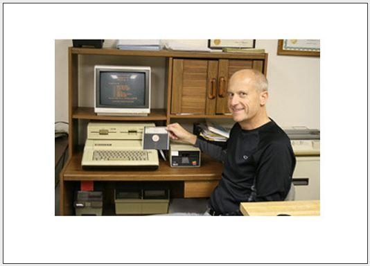 In Pictures: If it ain't broke, don't fix it: ancient computers in use today