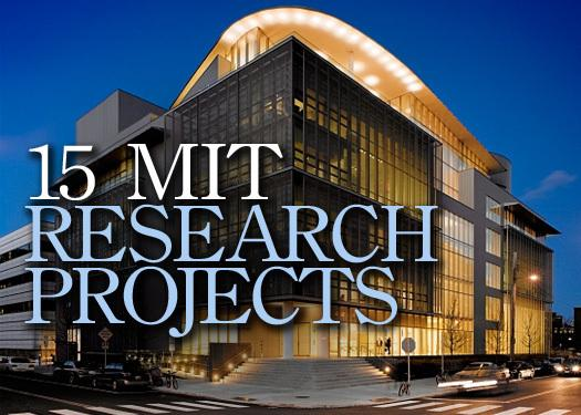 In Pictures: 15 MIT research projects that will make you say 'whoa'