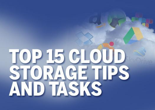In Pictures: Top 15 Cloud storage tips and tasks