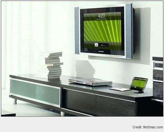 In Pictures: iGuess - Speculation on what Apple HDTV might look like