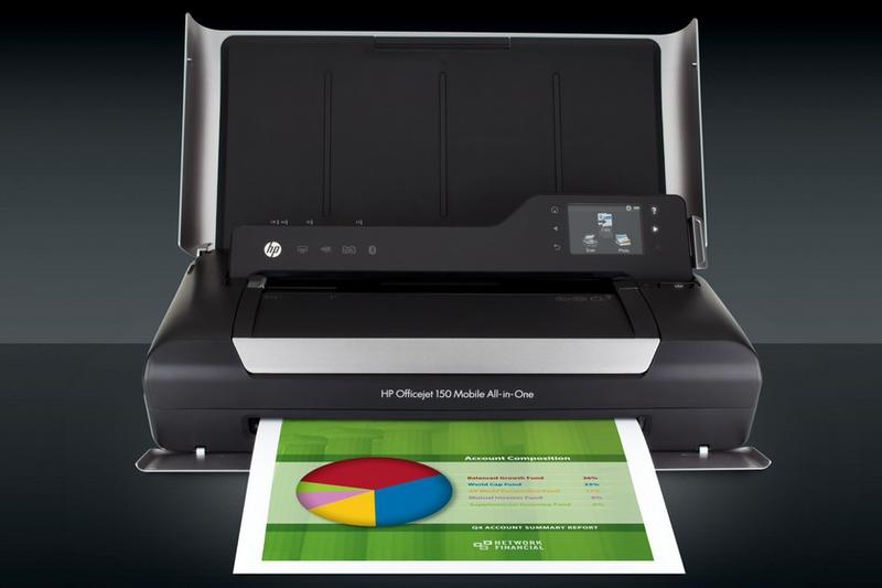In Pictures: HP's new printers for business and home
