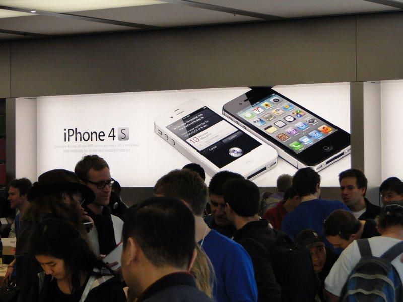 IN PICTURES: New Apple Store in Sydney's Broadway
