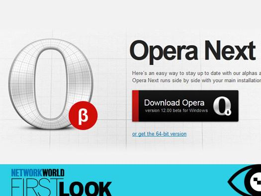 In Pictures: First look, Opera 12 ups the ante
