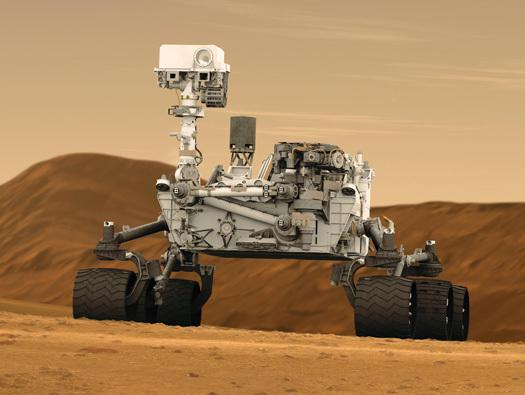 In Pictures: NASA Mars Curiosity mission madness