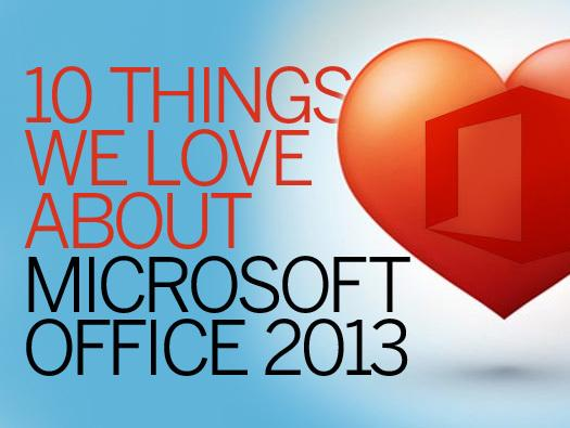 In Pictures: 10 things we love about Microsoft Office 2013