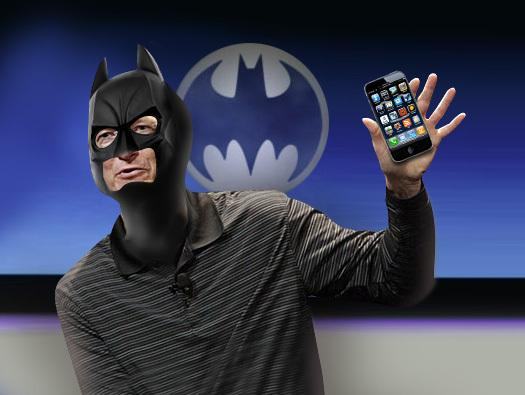 In Pictures: What if tech stars lived in the Batman universe?