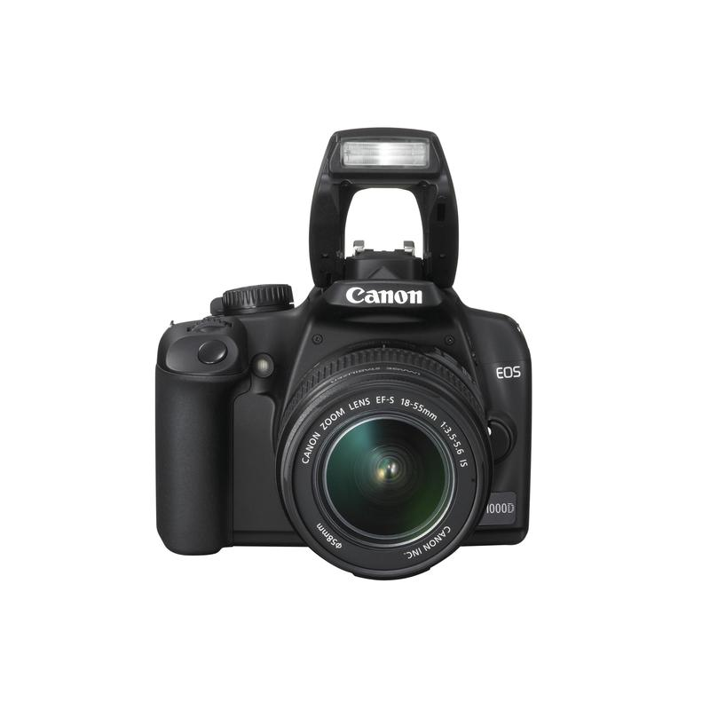 Canon introduces new EOS 1000D SLR