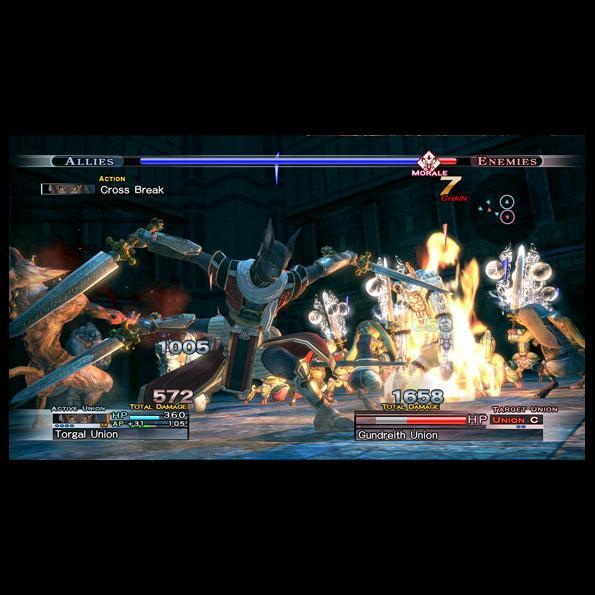 Two new RPGs from the creators of Final Fantasy