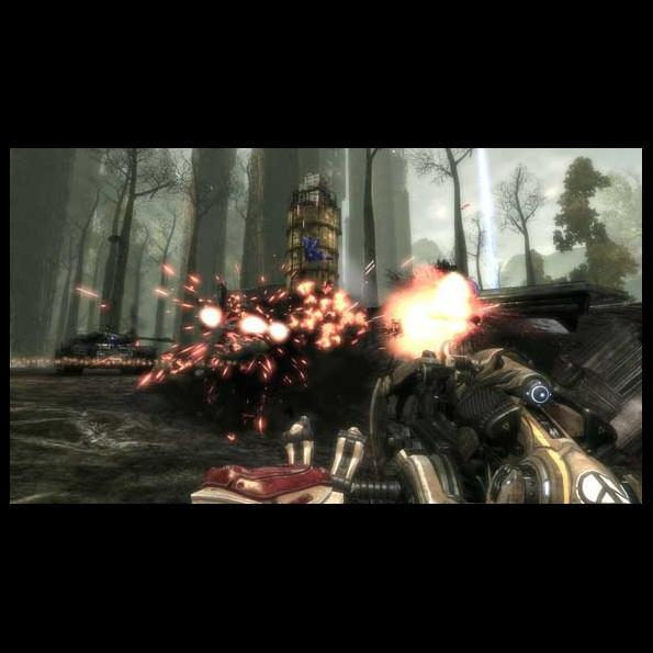 The sheer awesomeness of Unreal Tournament 3