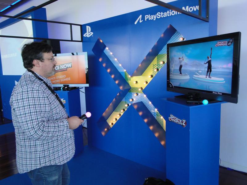 PlayStation Move and Vita shine in Sydney's PlayStation Playground (+ pictures)