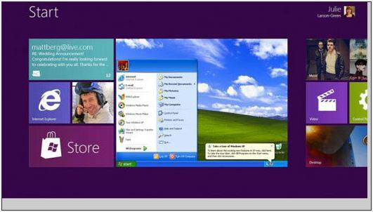 In Pictures: 9 things enterprise IT will like about Windows 8