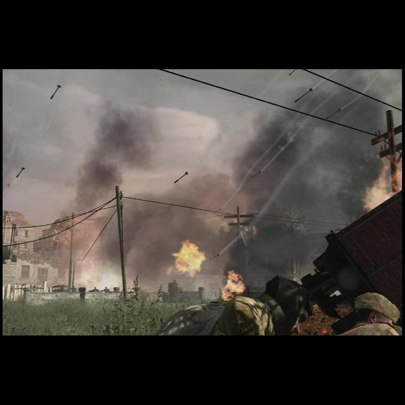 In pictures: Call of Duty: World at War