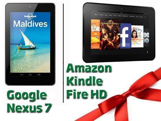 In Pictures: Holiday 2012 tablet buying guide - top picks