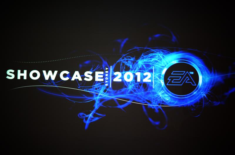 IN PICTURES: EA Asia Showcase 2012