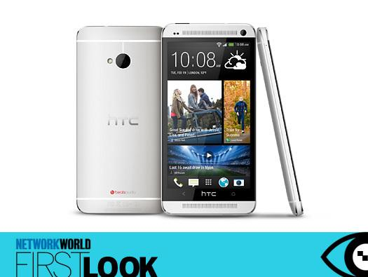 In Pictures: HTC One