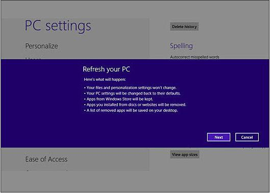 In Pictures: 5 cool tools in Windows 8