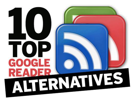 In Pictures: 10 top Google Reader alternatives