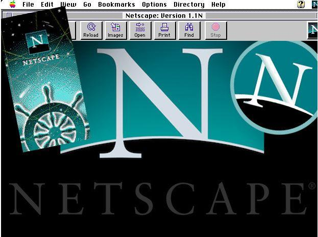 In Pictures: A visual history of Netscape Navigator
