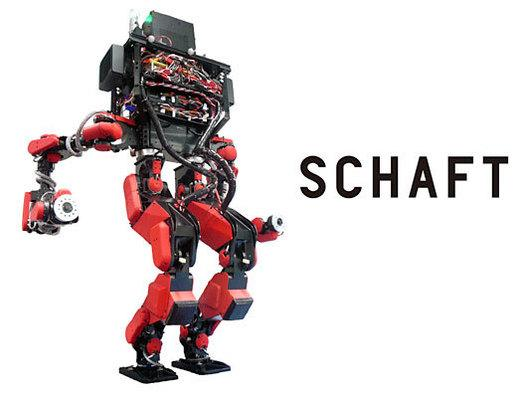 In Pictures: World-saving robots