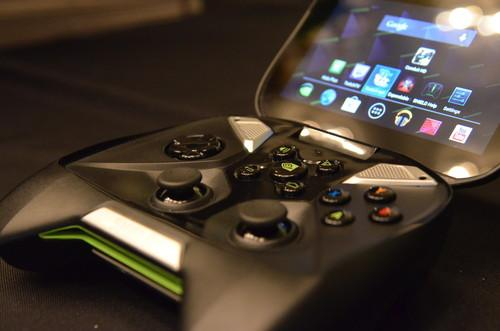 Nvidia shows sturdier Shield gaming device just before it ships
