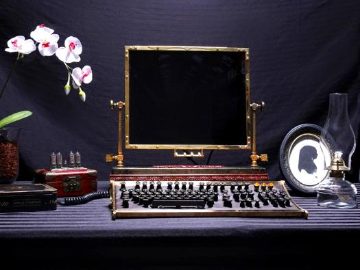 In Pictures: Queen Victoria's gadgets - tech gear for the steampunk set