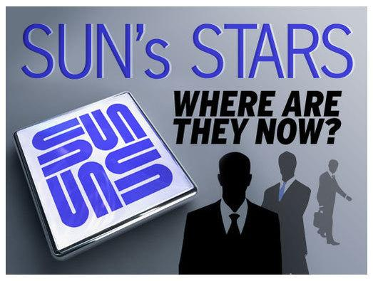 In Pictures: Sun's stars - Where are they now?