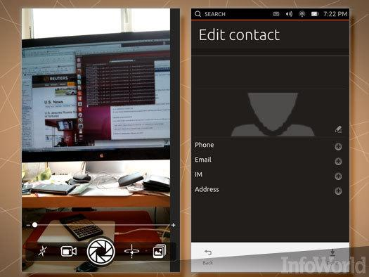 In Pictures: Ubuntu Touch starts getting real