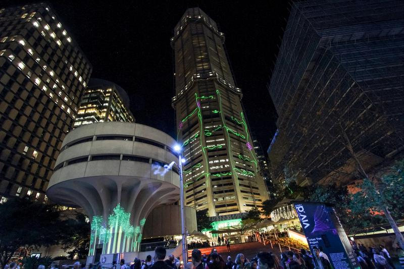 IN PICTURES: Vivid Live 2014 - Part 1, Martin Place (+27 photos)