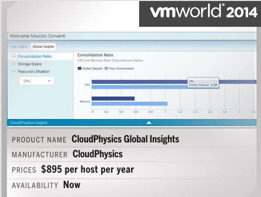 In Pictures: Hot products at VMworld 2014