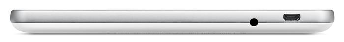 The Acer Iconia A1-810 is thicker than the iPad mini.