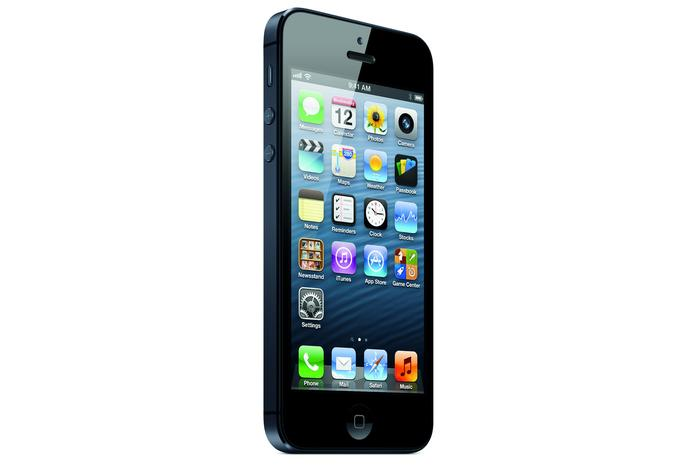 The iPhone 5 will be replaced next month.
