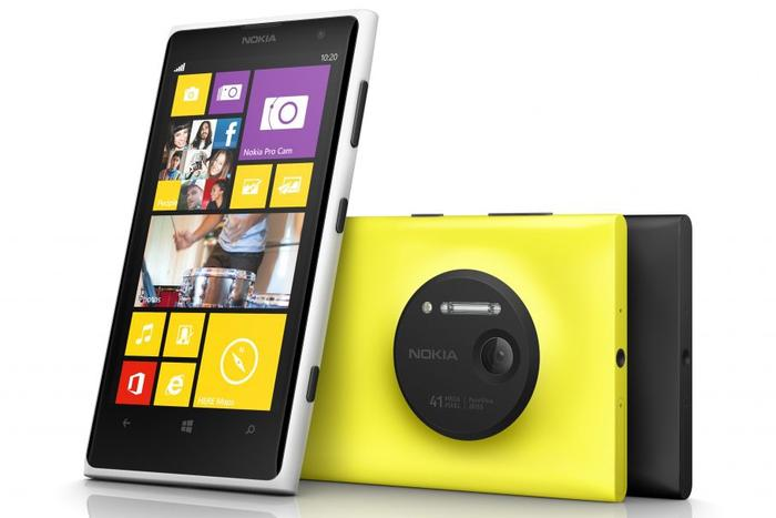 The Nokia Lumia 1020 will be available through Telstra and Optus in Australia.