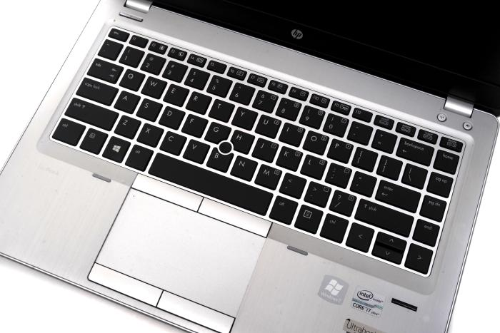 The Folio has one of the most comfortable keyboards of any Ultrabook that we've tested to date.