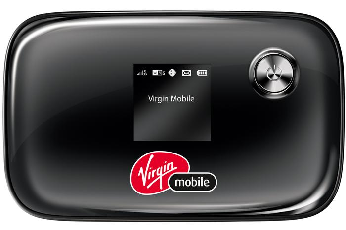 The Virgin Mobile WiFi Modem is manufactured by Huawei.
