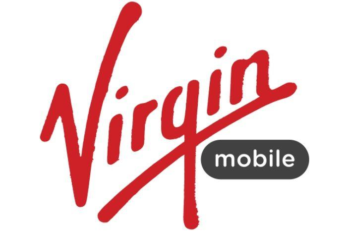 The new Virgin Mobile logo.