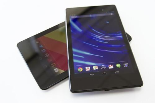 The new Google Nexus 7: plagued by bugs?