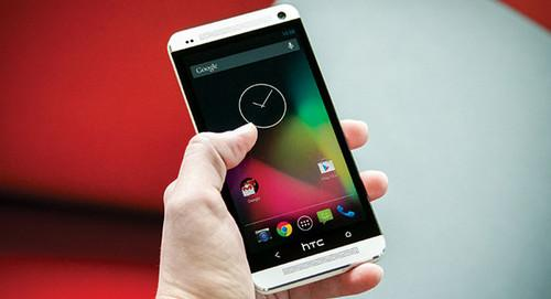 The original HTC One is a bit much for one-handed use, but it packs more firepower than the HTC One mini.