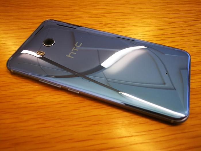HTC has managed to make a boring silver phone look extraordinary.