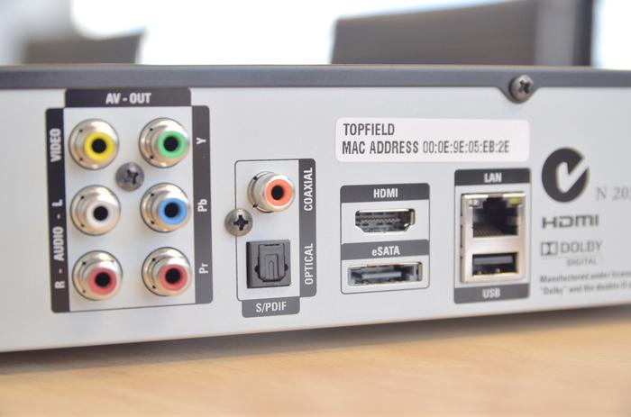 The TRF-2470 only lacks for Wi-Fi; everything else is covered.