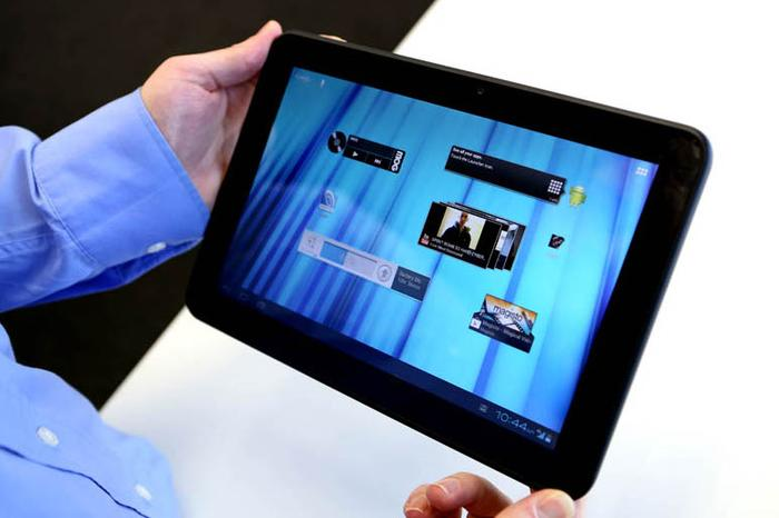 The Telstra 4G tablet is powered by a 1.5GHz dual core processor.