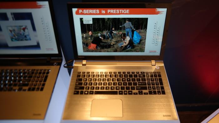 Toshiba Satellite P-Series