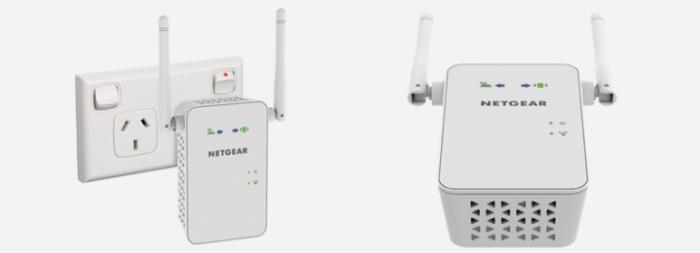Netgear's EX6100 WiFi Range Extender has little arrow indicators that can help you during the installation process, letting you know if the extender needs to be placed closer to your router for optimal performance.