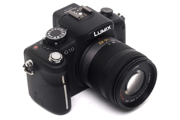 Panasonic LUMIX DMC-G10