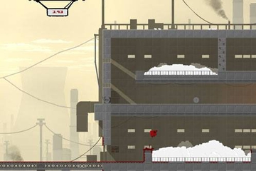 Team Meat Super Meat Boy