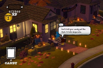 THQ Costume Quest
