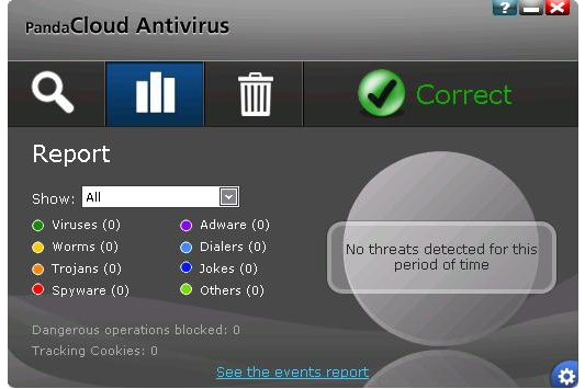 Panda Cloud Antivirus 1.0